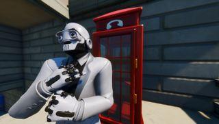 fortnite phone booth