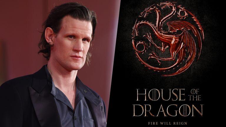 Matt Smith House of the Dragon