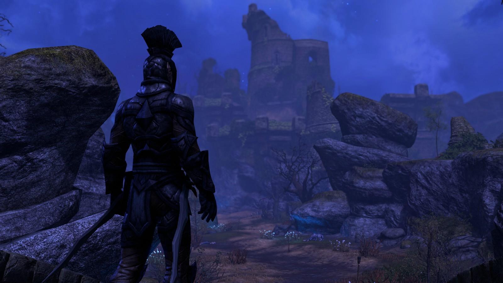 Elder Scrolls Online Screenshots Travel Across Tamriel #24405