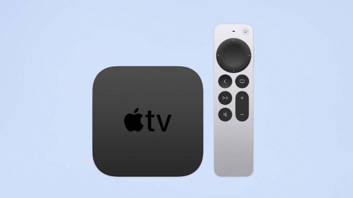 New apple tv release date