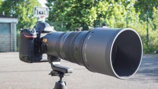 Nikon 120-300mm f/2.8E AF-S FL ED SR VR review