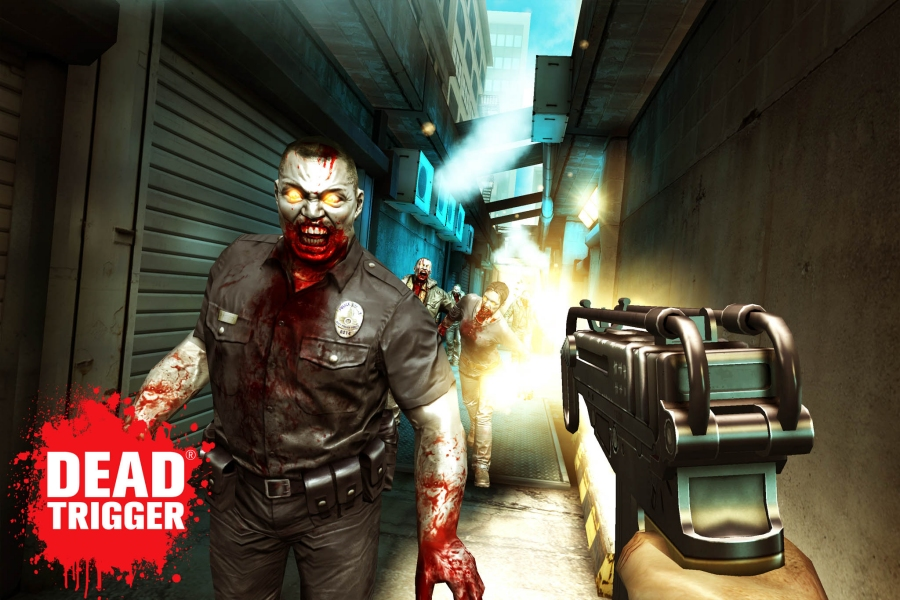 Dead Trigger, Zombie FPS Announced For Tegra 3 Powered Phones #22253