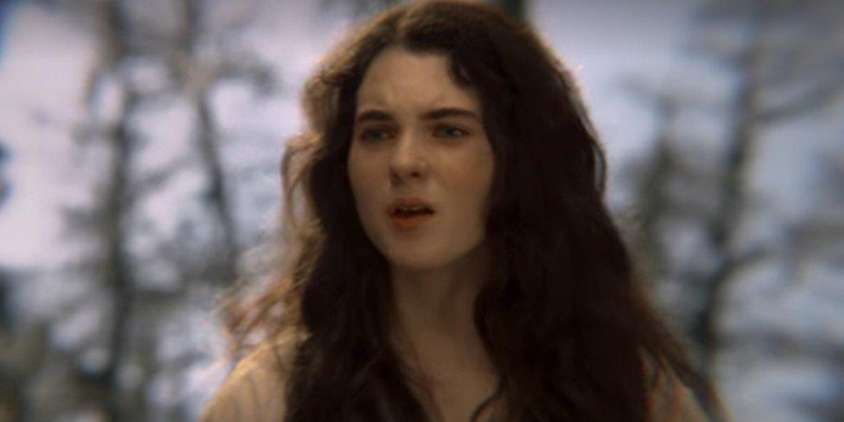 Darci Shaw in The Irregulars