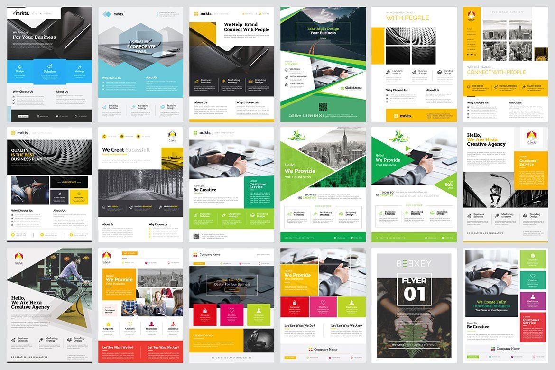 30 eye-catching flyer templates | Creative Bloq