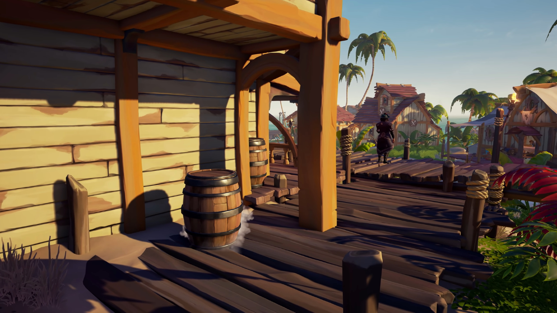 Sea of Thieves Season 2 has a new emote that lets you be a sneaky sailor