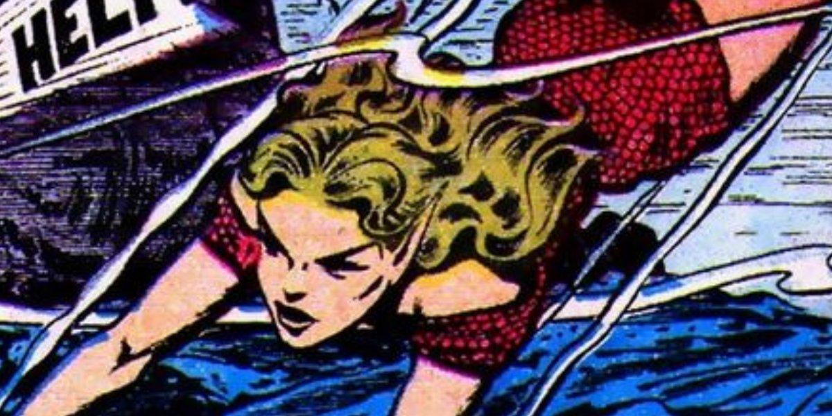 Marvel's aquatic woman, Namora