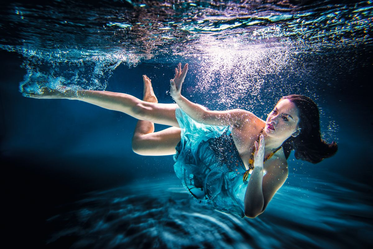 underwater shoot scenes photograph camera digital waters shares