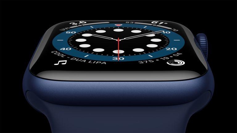 Apple Watch Series 6 blue