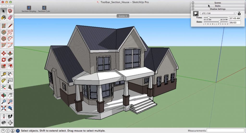 Sketchup Pro Review Pros Cons And Verdict Top Ten Reviews