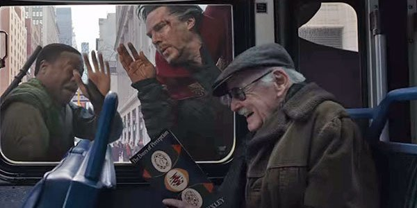 Stan Lee in Doctor Strange