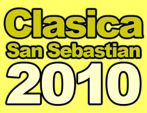 Clasica San Sebastian 2010 logo