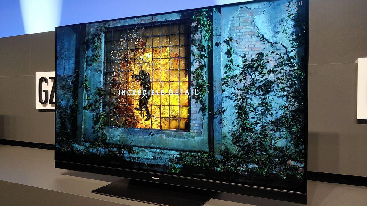 Panasonic reveals full 2019 OLED and LED 4K TV line-up