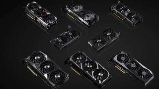 Nvidia RTX 3060 cards