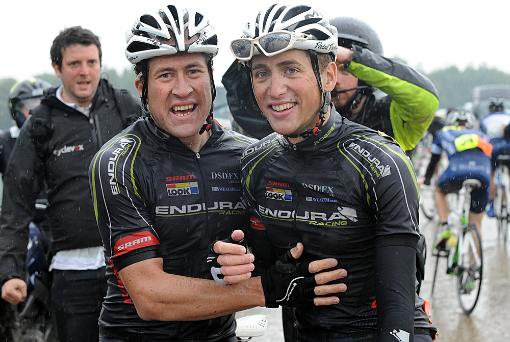 Ian Wilkinson and Rob Partridge, Ryedale Grand Prix 2010