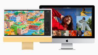 iMac 24 vs iMac 27