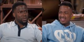 After Hilarious Billboard Incident, Kevin Hart And Nick Cannon Joke About Their Large Number Of Kids