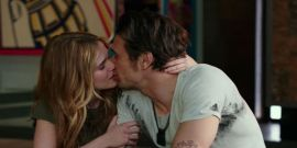 Apparently James Franco Isn't A Great Kisser