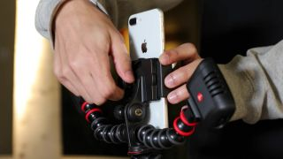 Best smartphone tripod: The Joby GorillaPod Mobile Rig