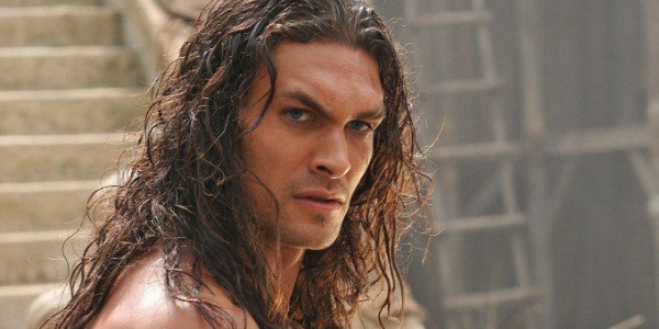 Jason Momoa - Conan the Barbarian (2011)
