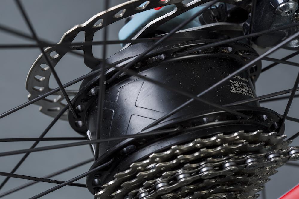 b59c6dfa8b4 Wilier Cento1Hy Ultegra Di2 e-bike review - Cycling Weekly