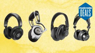 Save up to 75% off studio headphones in Sweetwater's epic spring sale
