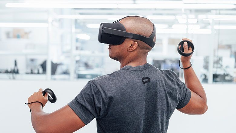 Oculus Quest firmware hints at next-gen 'Jedi' controllers having much better tracking