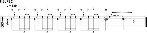 How to Play Five Classic Repetition Licks That Incorporate String