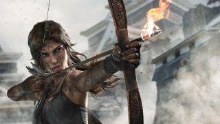 Tomb Raider 2013 reboot