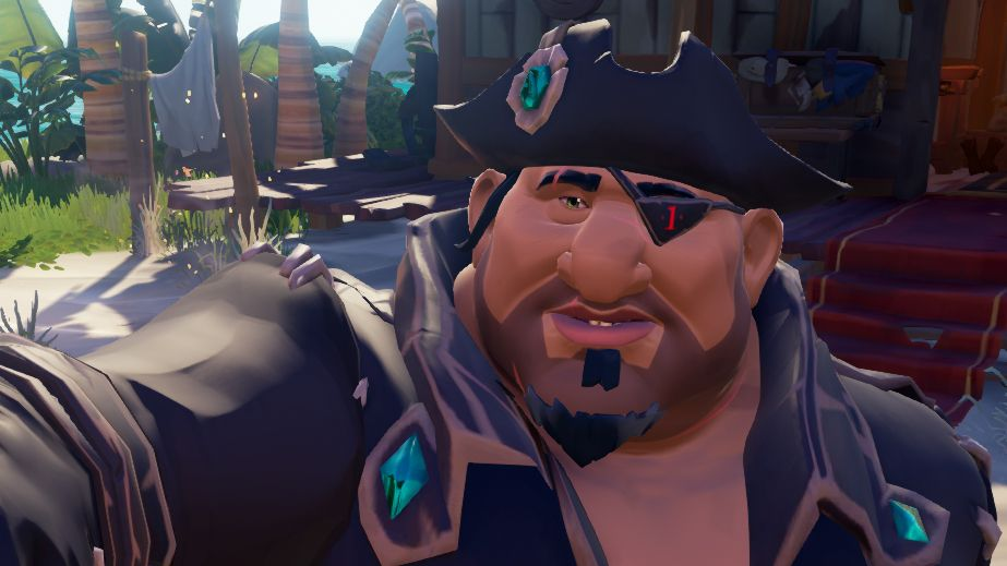 Sea of Thieves Day 1 Patch is a fashion accessory, not a download