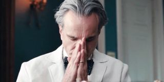 Daniel Day-Lewis in Phantom Thread