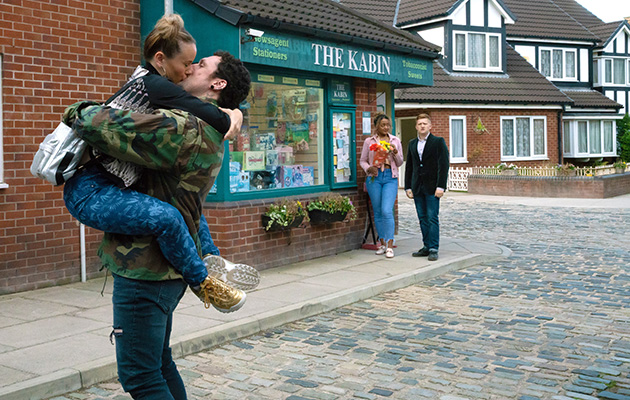 Coronation Street spoilers: Chesney Brown is heartbroken when Gemma kisses Spike