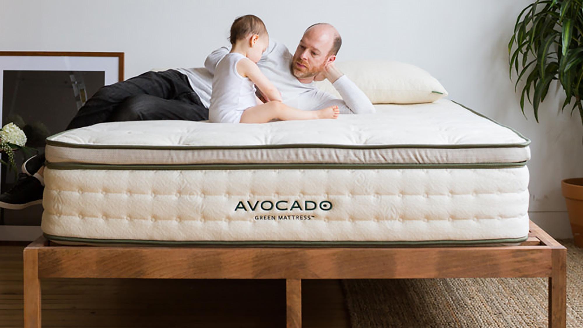 best mattress: Avocado Green Mattress