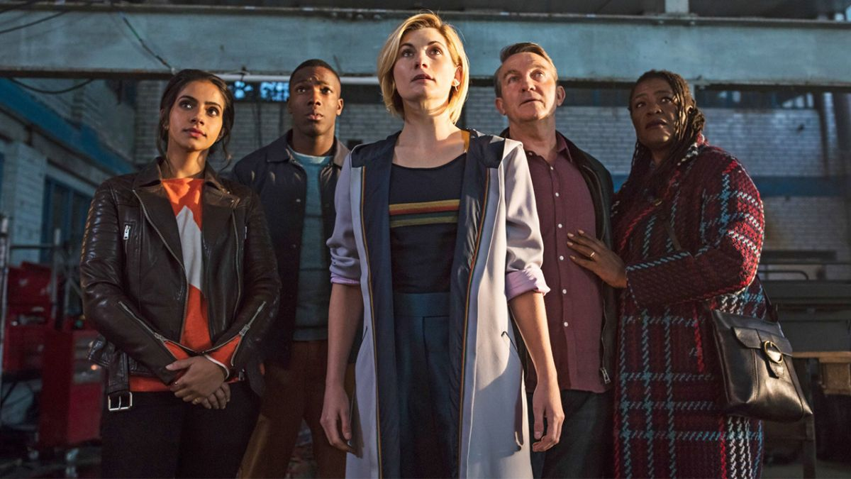 Jodie Whittaker confirms she will return as Doctor Who for season 13