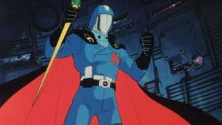 GI Joe cartoon's Cobra Commander