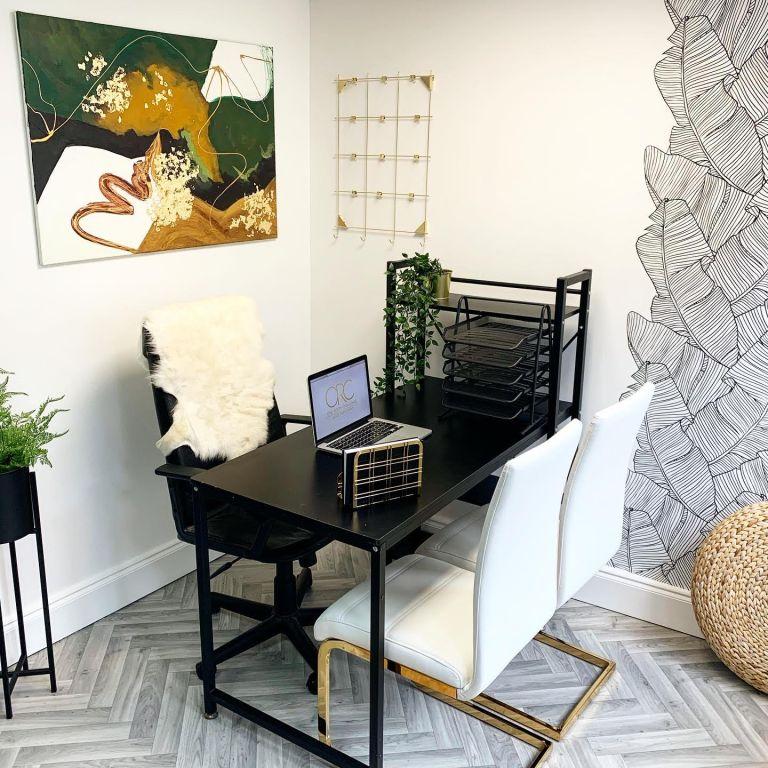 modern home office Alimah Shadia Sitta