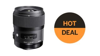 Save $200 on the Sigma 35mm f/1.4 DG HSM Art lens for Canon cameras