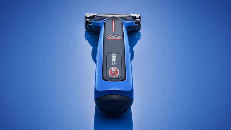 Gillette labs Bugatti Special Edition Heated Razor