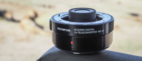 Olympus M.Zuiko Digital 2x Teleconverter MC-20 review
