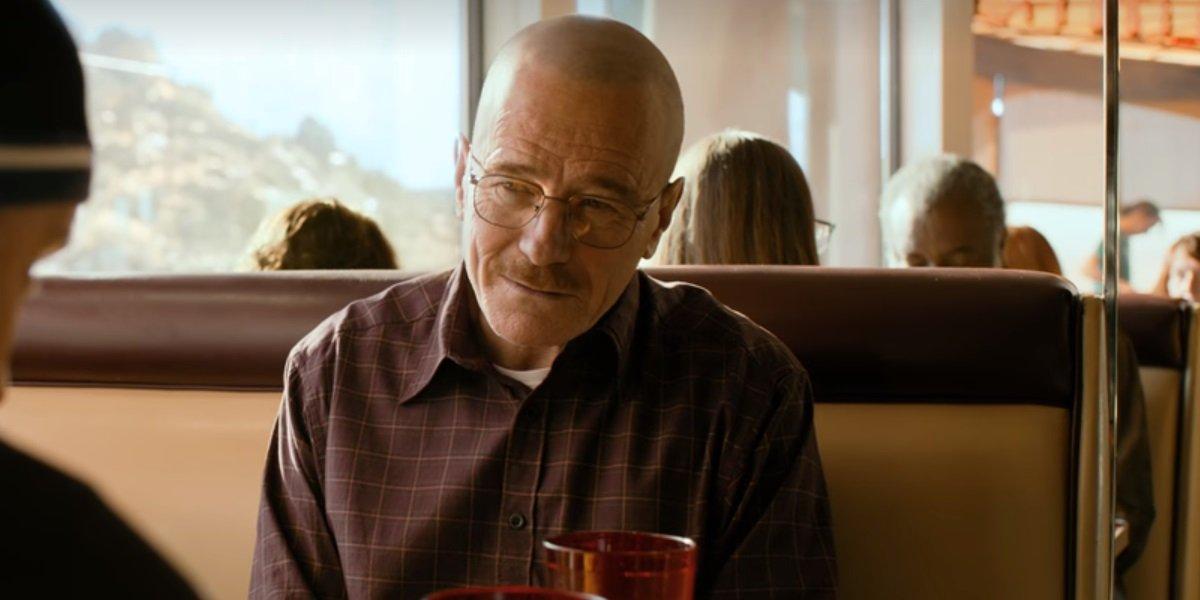 Walter White El Camino: A Breaking Bad Movie Netflix