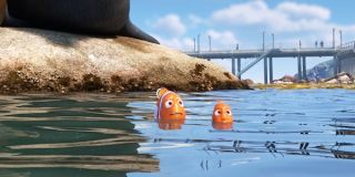 Finding Dory Nemo and Marlin