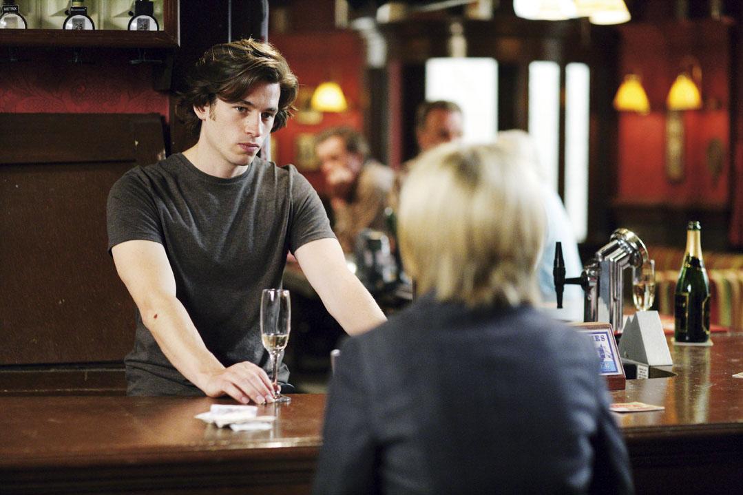 Danny's a big fraud, says EastEnders' Liam