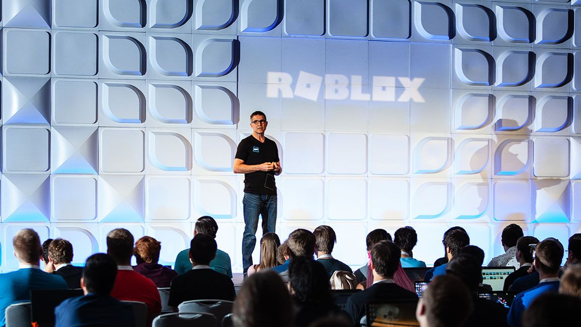 Teaching children to code and program with Roblox | TechRadar