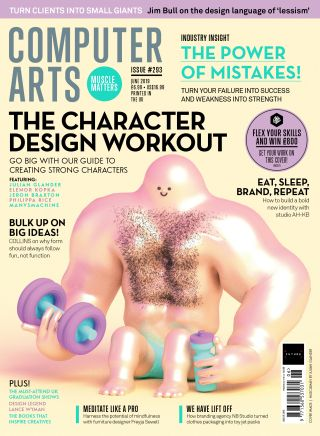 Computer Arts new issue 293