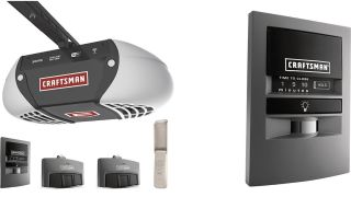 Craftsman 57915 garage door opener