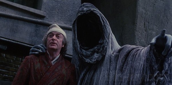 why michael caine decided to do the muppet christmas carol