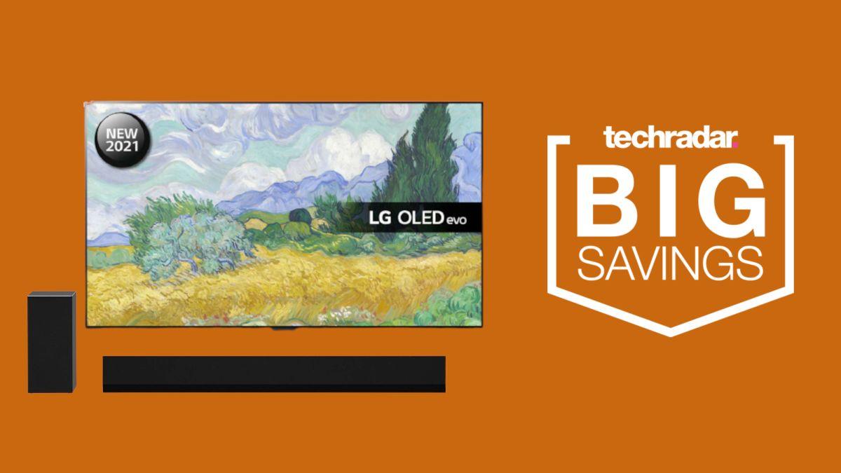 Save £500 on this excellent LG OLED TV and soundbar in huge bundle deal
