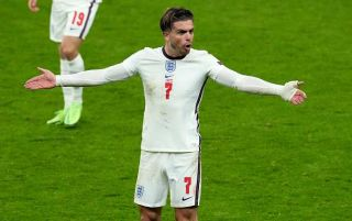 Jack Grealish Aston Villa England Euro 2020