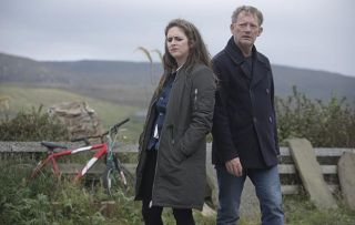 Shetland: Shows DI Jimmy Perez and DS Alison 'Tosh' McIntosh