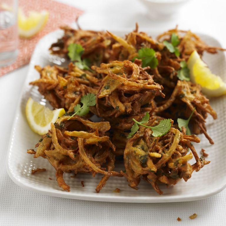 Onion Bhajis recipe-recipes-recipe ideas-new recipes-woman and home