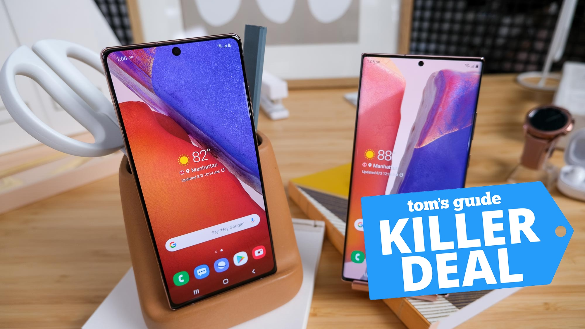 Samsung Phones For Verizon On Backorder For Christmas 2021 Best Samsung Phone Deals In February 2021 Tom S Guide